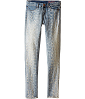 Blank NYC Kids - Denim Embroidered Detail Jeans in Open Minded (Big Kids)