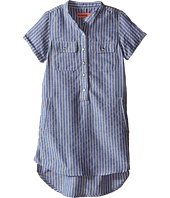 Blank NYC Kids - Pin Stripe Linen Tunic (Big Kids)
