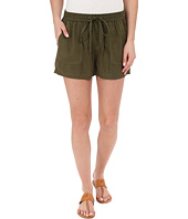 Paige - Tatum Shorts in Desert Olive