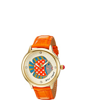 Betsey Johnson - BJ00280-21 - Orange Fish