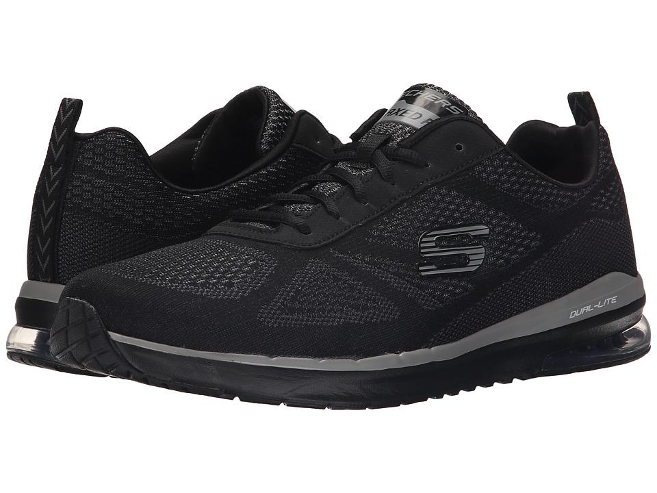 SKECHERS - Sketch Air Infinity (Black) Mens  Shoes