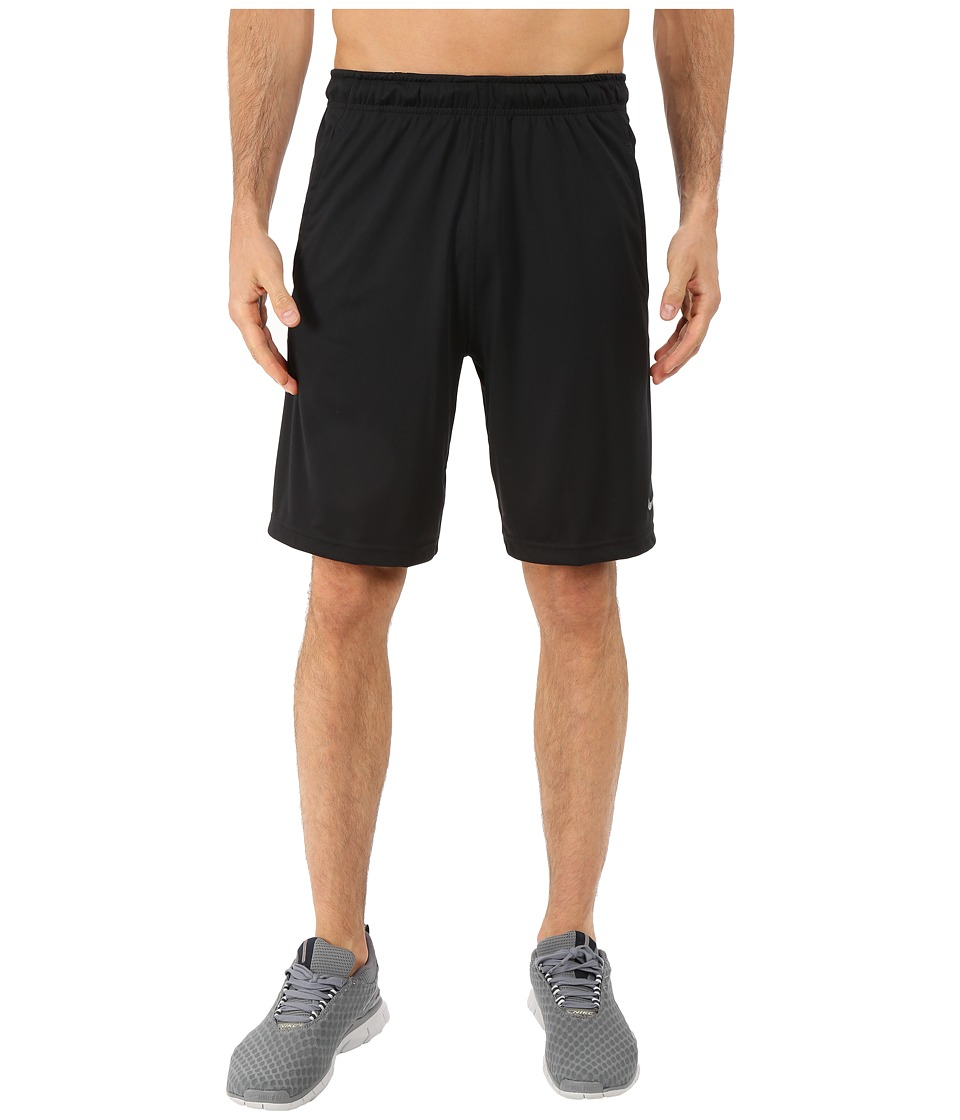Nike Dry 9 Training Short (Black/Dark Grey) Men