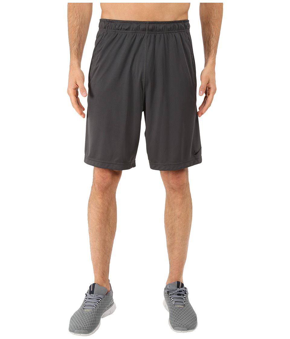 Nike Dry 9 Training Short (Anthracite/Black) Men