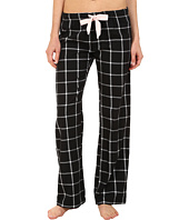 P.J. Salvage - Black N Blush Plaid Pajama Pants