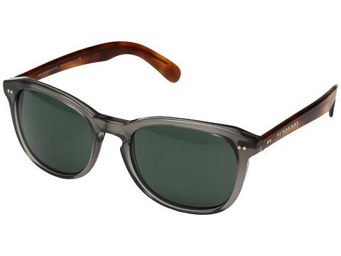 Burberry 0BE4214 - Smoke Grey/Light Havana/Grey Green
