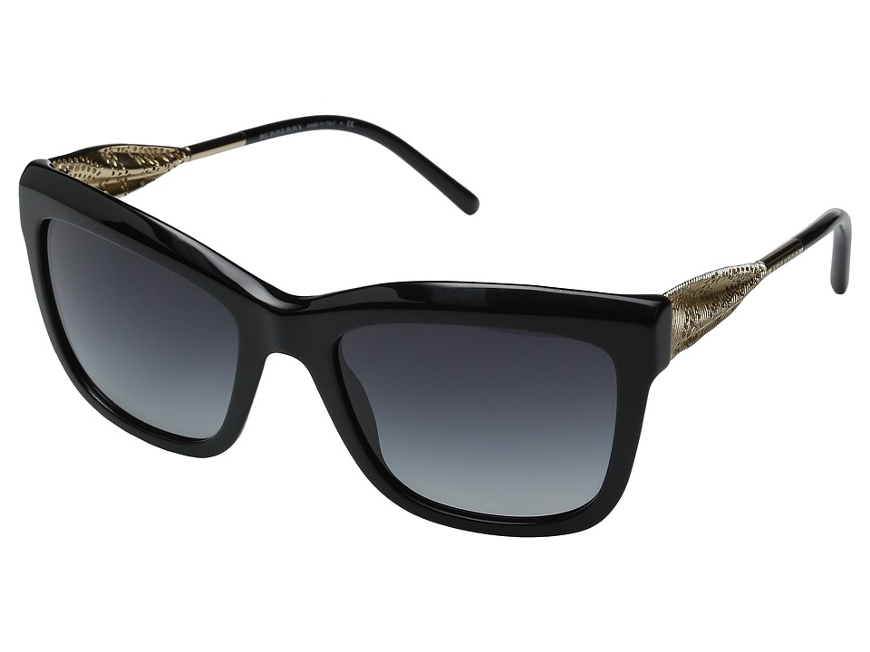 Burberry 0BE4207 Black/Gold/Gradient Grey Fashion Sunglasses