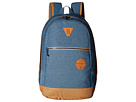 VISSLA Day Tripper Backpack with Laptop Sleeve (Navy)