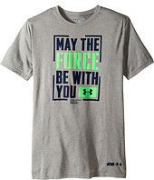 Under Armour Kids - UA The Force Short Sleeve Tee (Big Kids)