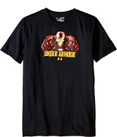 Under Armour Kids - CA3 Iron Man Short Sleeve Tee (Big Kids)