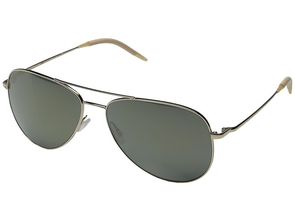 Oliver Peoples Kannon Gold/G15 Gold Tone Polarized Fashion Sunglasses