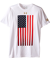 Under Armour Kids - UA USA Flag Short Sleeve Tee (Big Kids)