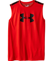Under Armour Kids - Novelty Big Logo Sleeveless (Big Kids)
