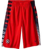 Under Armour Kids - Captain America Shorts (Big Kids)