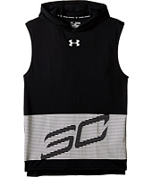 Under Armour Kids - SC30 Hooded Sleeveless Tee (Big Kids)