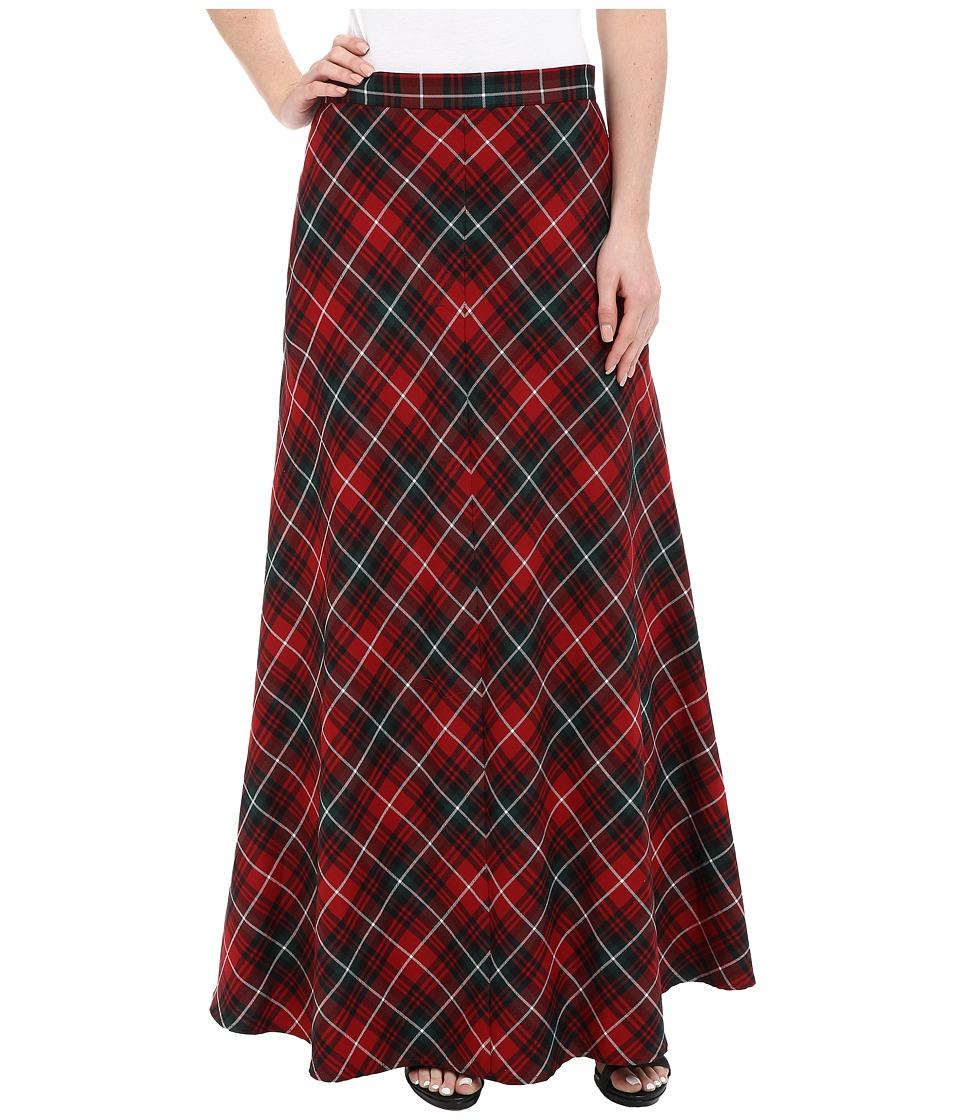 Pendleton - Fireside Skirt ONeil Worsted Tartan Womens Skirt $199.00 AT vintagedancer.com