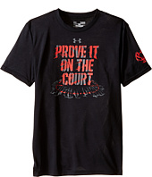 Under Armour Kids - Prove It on the Court Short Sleeve Tee (Big Kids)
