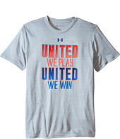 Under Armour Kids - United We Play Short Sleeve Tee (Big Kids)