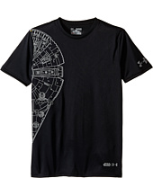Under Armour Kids - UA Millennium Falcon Short Sleeve Tee (Big Kids)