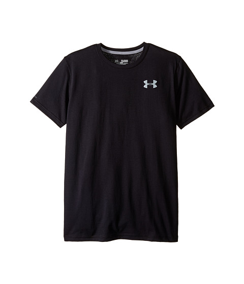 Under Armour Kids Boys Charged Cotton S/S Tee (Big Kids)
