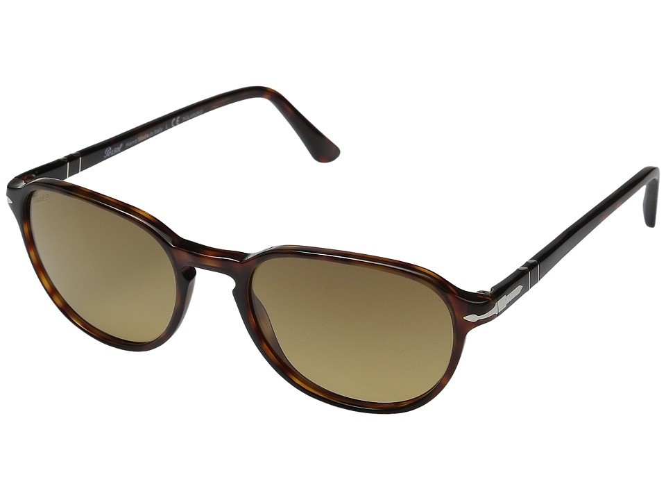 Persol 0PO3053S Havana/Havana/Brown Gradient Polar Fashion Sunglasses