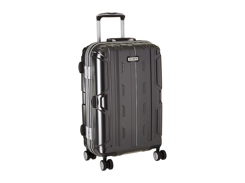 Samsonite Cruisair DLX 21 Spinner (Anthracite) Luggage