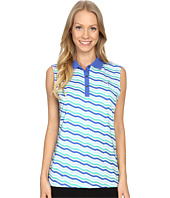 PUMA Golf - Wave Sleeveless Polo
