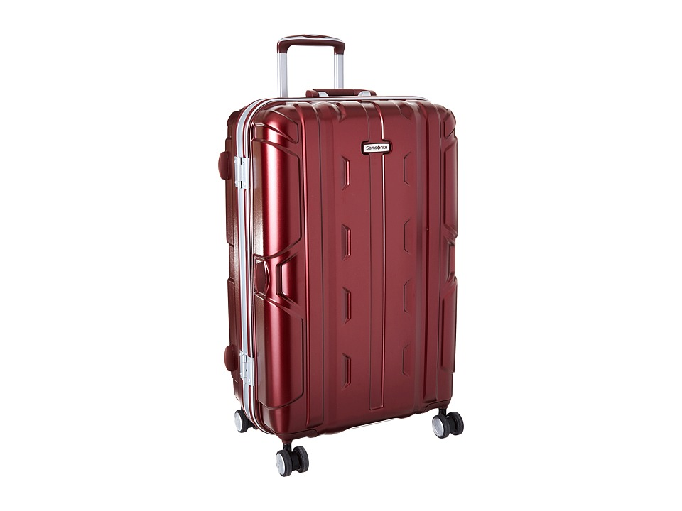 Samsonite Cruisair DLX 26 Spinner (Burgundy) Luggage