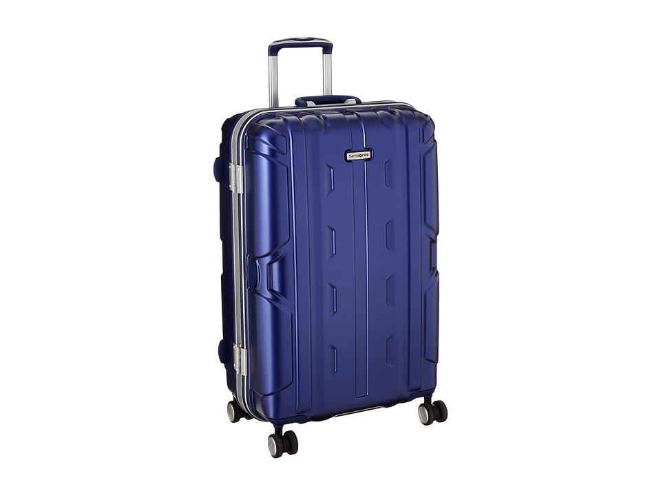 Samsonite Cruisair DLX 26 Spinner Blue Luggage