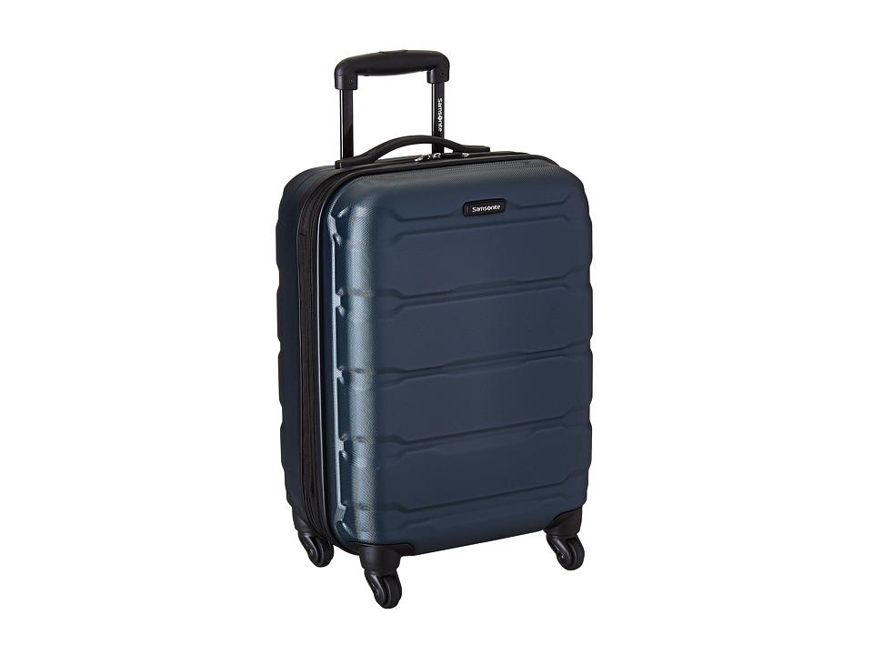Samsonite Omni PC 20 Spinner Teal Luggage