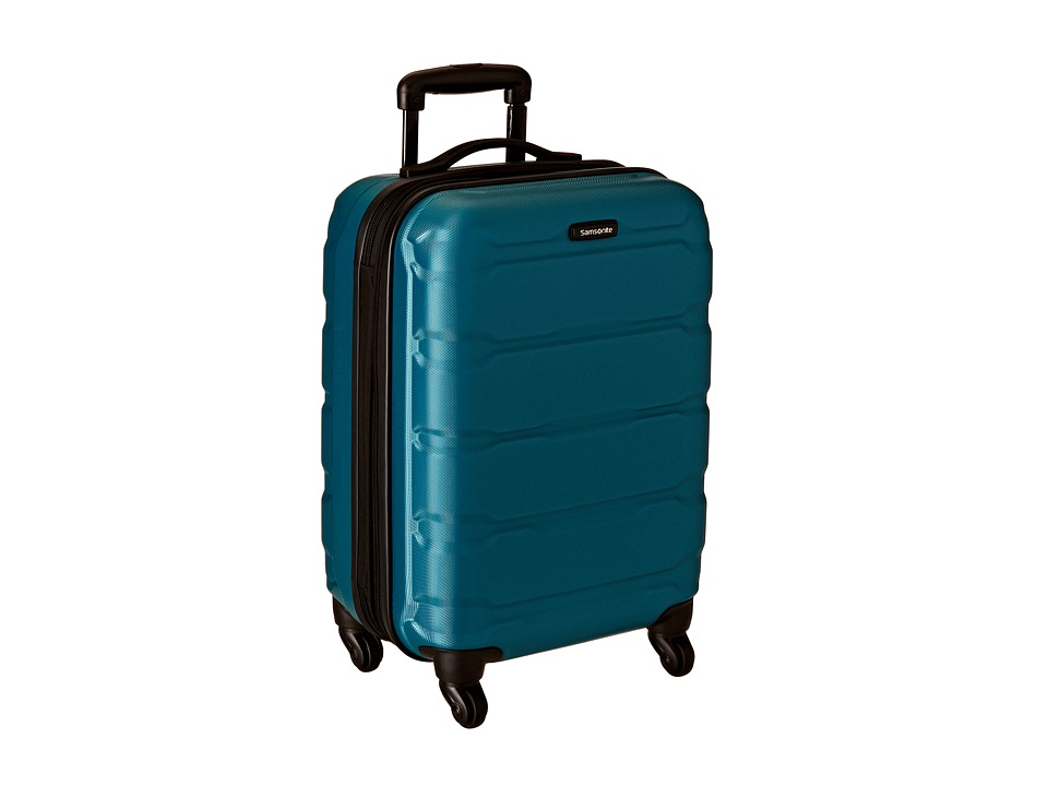 Samsonite Omni PC 20 Spinner (Caribbean Blue) Luggage