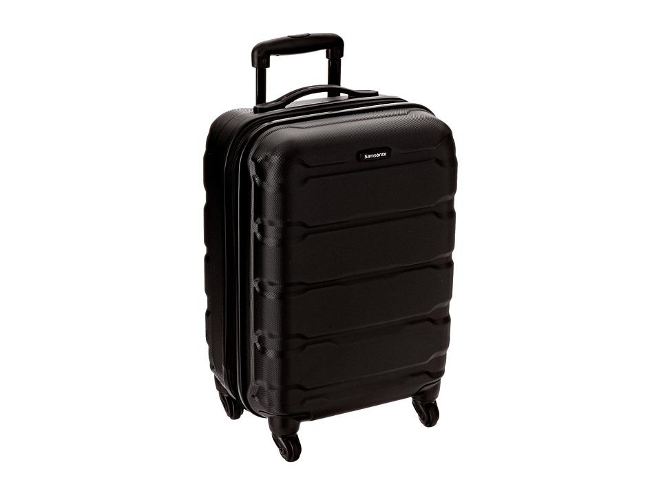Samsonite Omni PC 20 Spinner (Black) Luggage