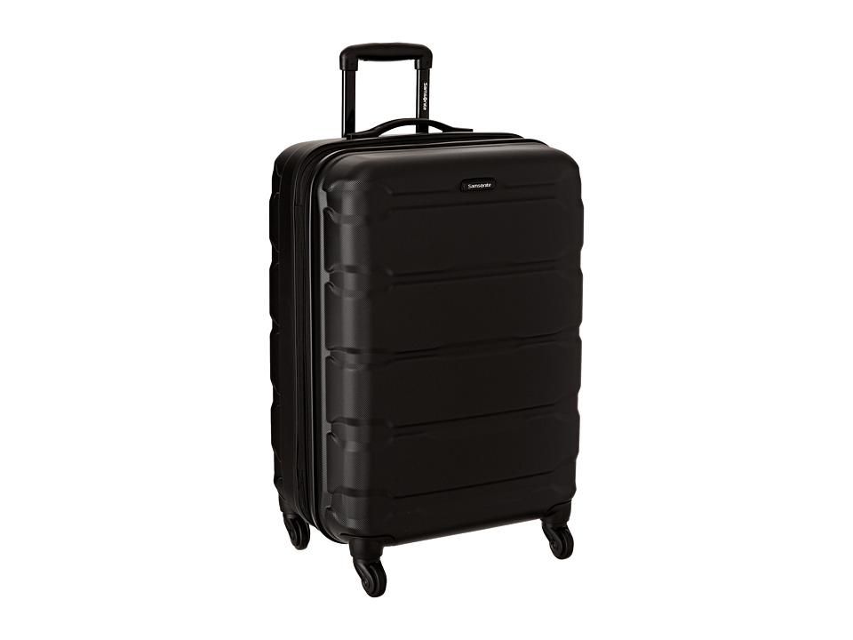 Samsonite Omni PC 24 Spinner Black Luggage