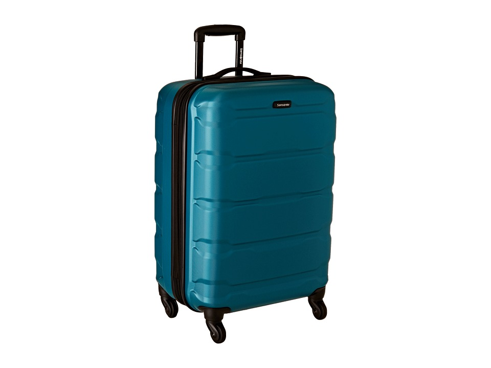 Samsonite Omni PC 24 Spinner (Caribbean Blue) Luggage