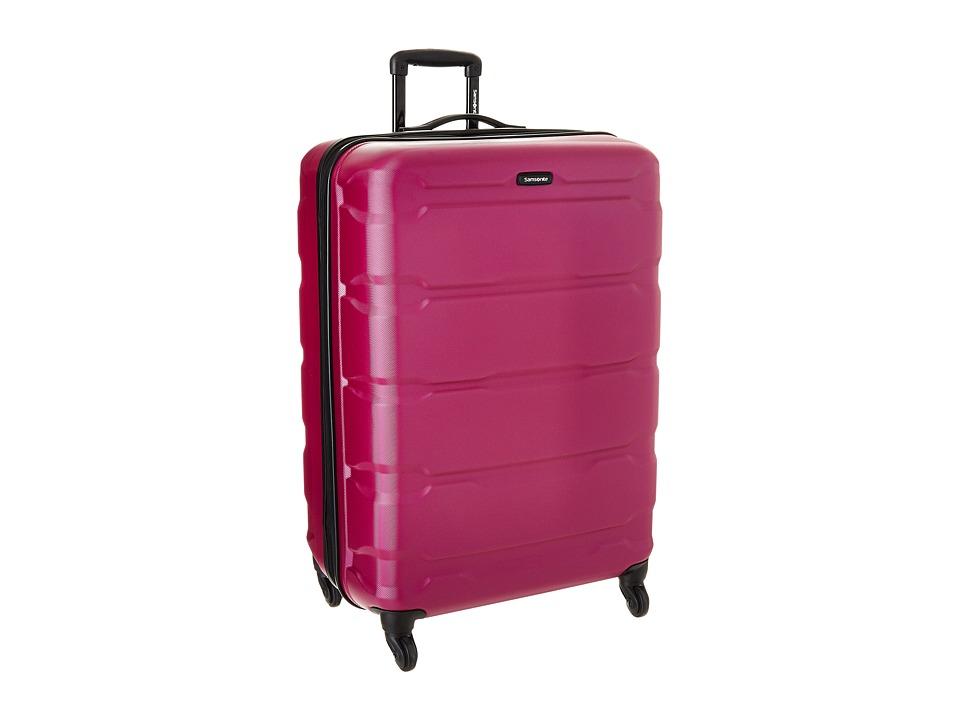 Samsonite Omni PC 28 Spinner (Radiant Pink) Luggage