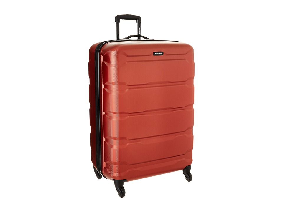 Samsonite Omni PC 28 Spinner Burnt Orange Luggage