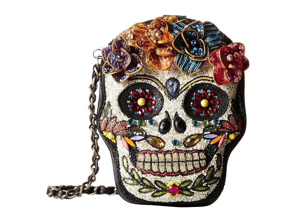 Mary Frances - Sugar Rush (White) Handbags