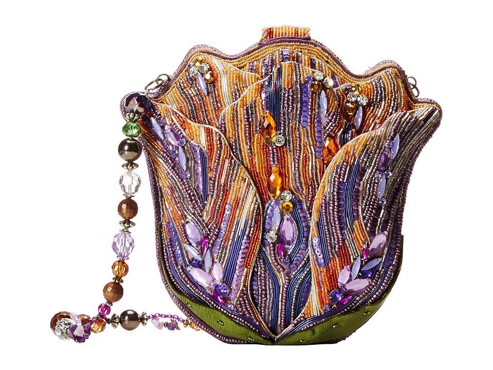 Mary Frances - Tempting Tulip (Purple) Handbags