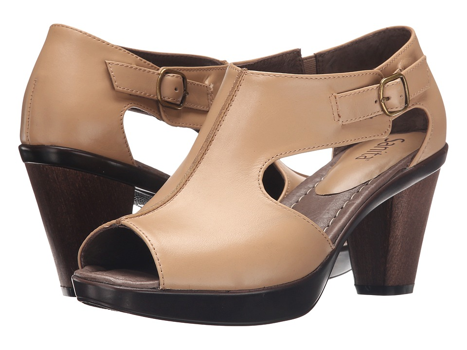 Sanita Begonia Taupe Womens Shoes