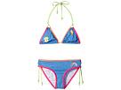 Seafolly Kids Neon Pop Triangle Bikini