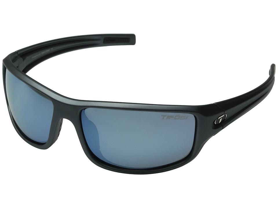 Tifosi Optics Bronx (Matte Gunmetal) Sport Sunglasses