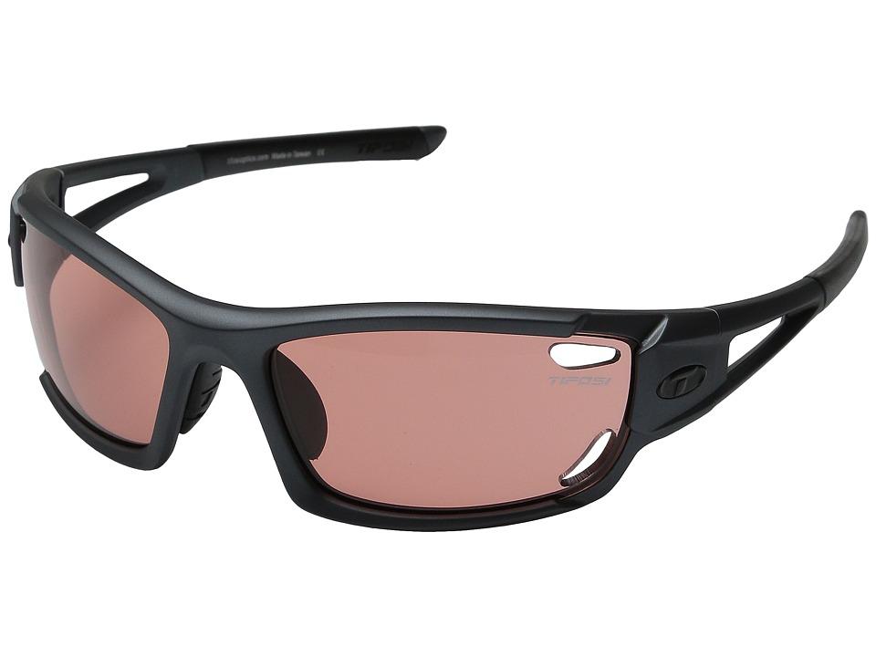 Tifosi Optics Dolomite 2.0 (Gunmetal) Sport Sunglasses