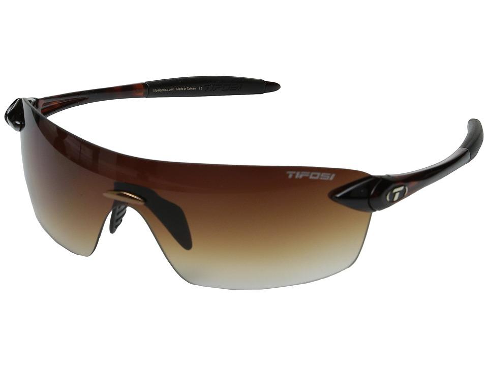 Tifosi Optics Vogel 2.0 (Tortoise) Sport Sunglasses