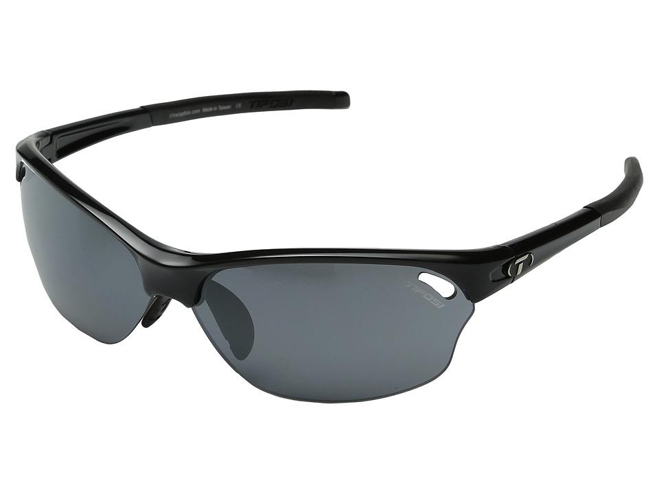 Tifosi Optics Wasp Gloss Black Sport Sunglasses