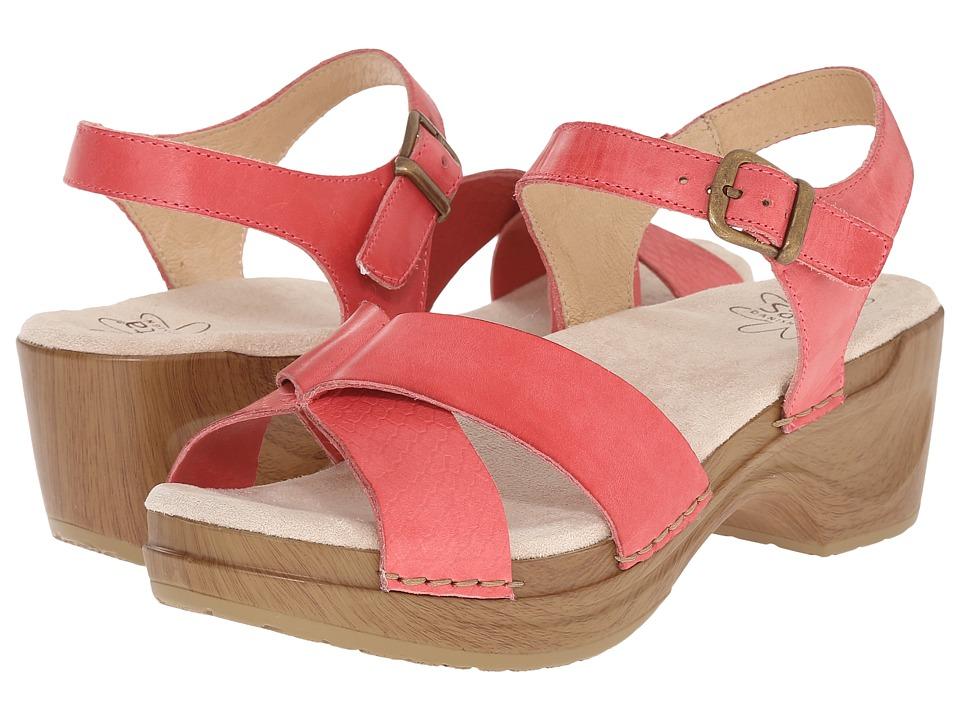 Vintage Style Sandals – 1930s, 1940s, 1950s, 1960s Sanita - Darla Blossom Womens  Shoes $115.00 AT vintagedancer.com