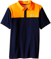 Under Armour Kids - Matchplay Blocked Polo (Big Kids)