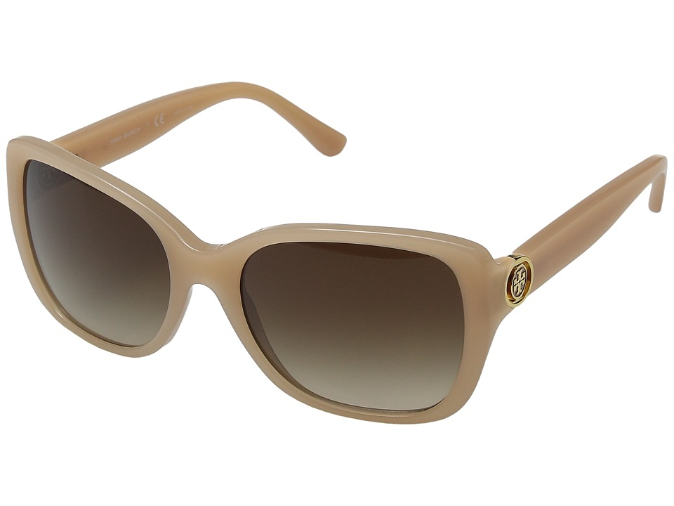 Tory Burch 0TY7086 Blush/Smoke Gradient Fashion Sunglasses