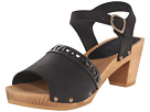 Sanita - Fryd Square Flex Sandal (Black)