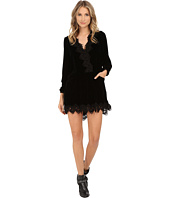 Free People - Premiere Velvet Dreams Tunic Dress