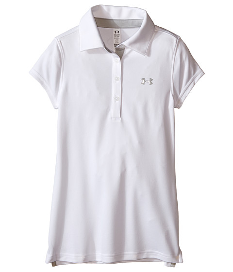 Under Armour Kids Play Up Polo (Big Kids)