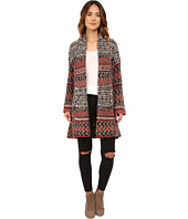 Free People - Iona Pattern Wrap Cardi